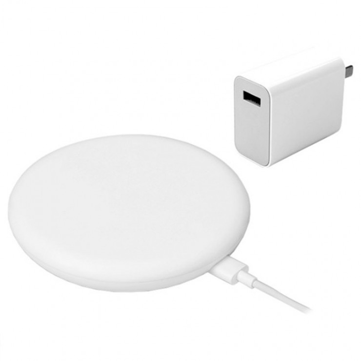 20 W High Speed Wireless Charger Set Cargadores