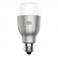 Mi LED Smart Bulb White and Color 2 Pack Iluminación